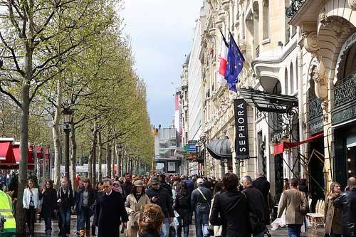 Sale in Paris Termine und Daten