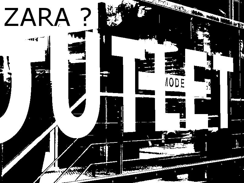 ZARA Outlets in Deutschland, Schweiz und Barcelona
