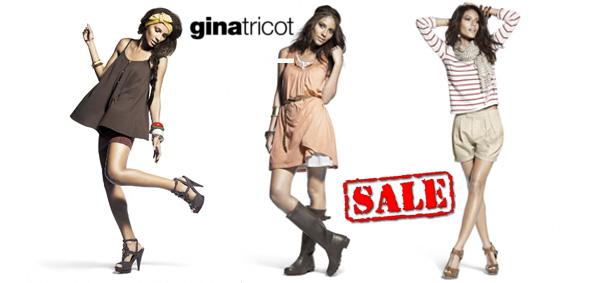 Sale im Online Shop von Gina Tricot