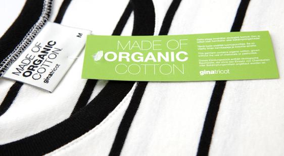 Ökologische Mode bei Gina Tricot
