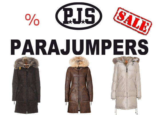 Parajumpers Damen Winterjacke Sale
