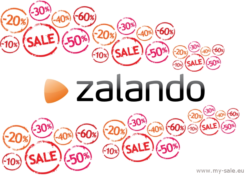 Zalando Online Shop Sale