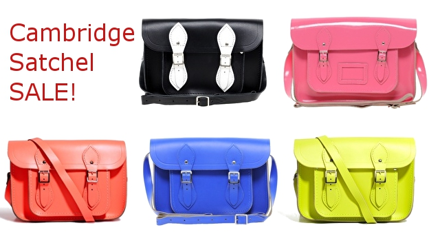 Cambridge Satchel Sale Online