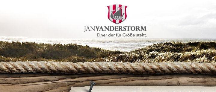 Jan Vanderstorm Mode für große Männer Sale