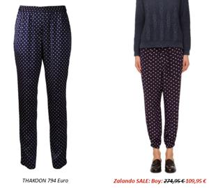 Dress for Less Designerhosen billig im SALE
