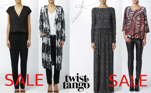 Twist & Tango Sale